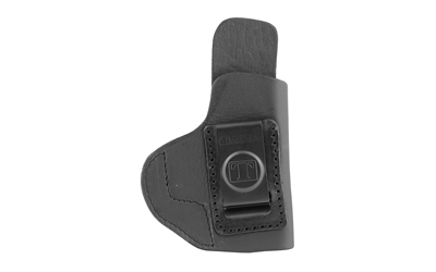 Tagua SOFT305 Super Soft Inside The Pant  Glock 42 Saddle Leather Black