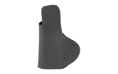 Tagua SOFT355 Super Soft Inside The Pant  Glock 43 Saddle Leather Black