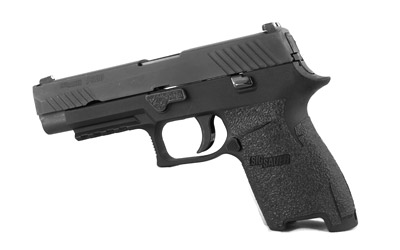 Talon 001R Adhesive Grip Sig P250|P320 Compact Textured Rubber Black