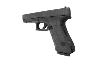 Talon 103G Adhesive Grip Glock 17|22|24|31|34|35|37 Gen3|2|1 Aggressive Textured Granulate Black