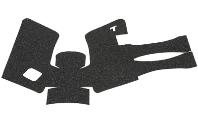 Talon 107R Adhesive Grip Glock 29SF|30SF|30S|36 Textured Rubber Black