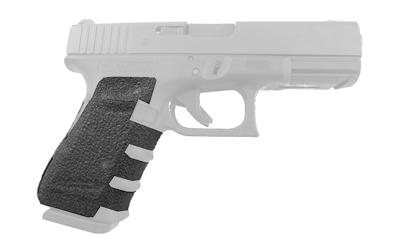 Talon 111R Adhesive Grip Glock 19|23|25|32|38 Gen4 Med Backstrap Textured Rubber Black