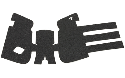 Talon 112R Adhesive Grip Glock 19|23|25|32|38 Gen4 Large Backstrap Textured Rubber Black
