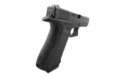 Talon 113R Adhesive Grip Glock G4 17|22|24|31|34|35|37 Gen4 Textured Rubber Black