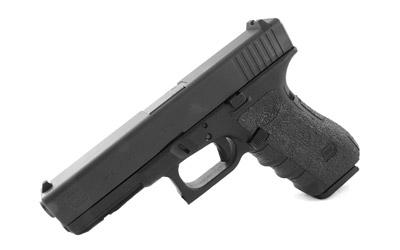 Talon 114R Adhesive Grip Glock 17|22|24|31|34|35|37 Gen4 Medium Backstrap Textured Rubber Black