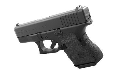Talon 116R Adhesive Grip Glock 26|27|28|33|39 Gen4 Textured Rubber Black