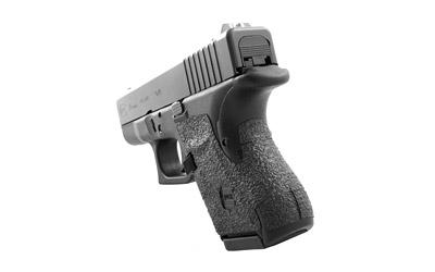 Talon 117R Adhesive Grip Glock 26|27|28|33|39 Gen4 Medium Backstrap Textured Rubber Black