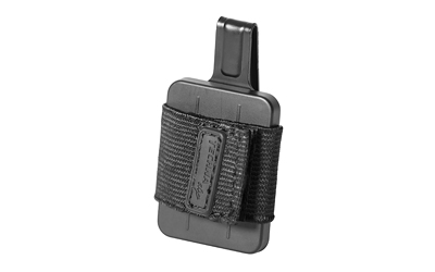 Techna Clips 1 Pistol Magazine Pocket Mag, Black, TECMAG