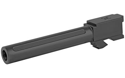 True Precision Brl, 9mm, Black, Fits Glock 17, DLC