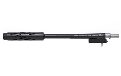 Tactical Solutions 1022TDSBXMB X-Ring Takedown 22 Long Rifle (LR) 16.625 Tapered|Threaded 1|2x28 tpi Matte Black in.