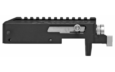 Tactical Solutions X-Ring VR 10/22 Takedown Receiver, Semi-automatic, 22 LR, Matte Black XRATD-MB