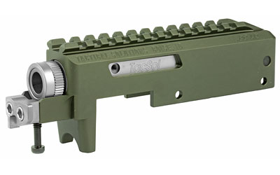 Tactical Solutions X-Ring VR 10/22 Takedown Receiver, Semi-automatic, 22 LR, OD Green XRATD-MOD