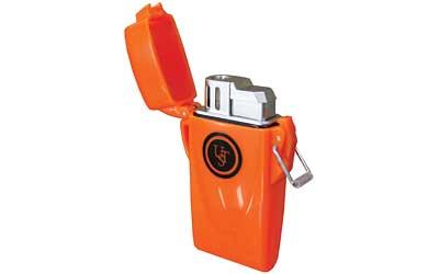 UST - Ultimate Survival Technologies Floating Lighter, No Fuel, Orange 20-W10-08
