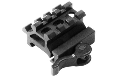 Leapers, Inc. - UTG PICTNY ANGLE MOUNT W/QD LOCK