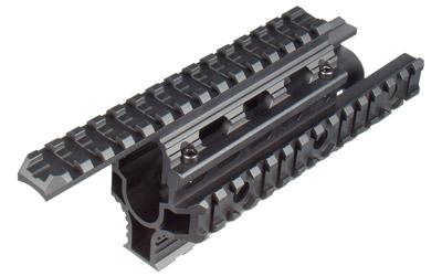 Leapers, Inc. - UTG PRO AK-47 TACT QUAD RAIL BLK