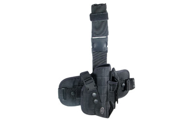 Leapers Inc. UTG Special Ops Leg Holster, Black