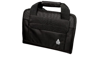 Leapers Inc. UTG Deluxe Single Pistol Case, Black
