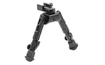 Leapers Inc. Recon 360 Bipod, Cent Ht: 5.59 in. -7.0 in.