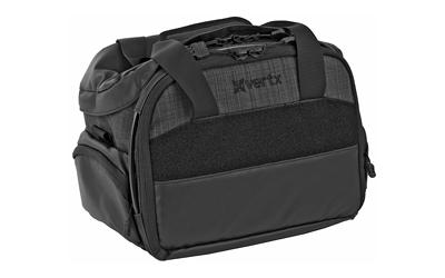 Vertx VTX5051HBK/GBK COF Light Range Bag Nylon 10in. H x 18.5in. W x 11in. D Heather Black/Galaxy Black