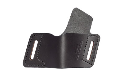 VersaCarry Protector S1 OWB Holster, Water Buffalo Leather, Black, Subcompact, OWBBK3