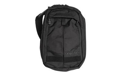 Vertx VTX5040BK EDC Transit Sling  Backpack Cordura Nylon 17 x 11 in.  x 6 in.  Black in.