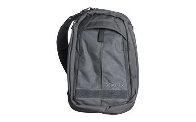 Vertx VTX5040SMG EDC Transit Sling  Backpack Cordura Nylon 17 x 11 in.  x 6 in.  Smoke Grey in.