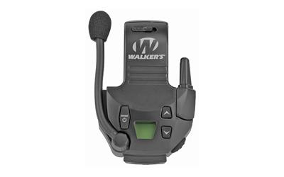 Walkers GWPRZRWT Razor Walkie-Talkie Attachment for Razor Electronic Muffs Voice Activated 22 Channel