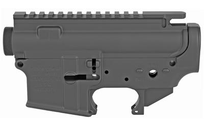 Wilson Combat TRLOWUPP AR-Style Lower/Upper AR-15 AR Platform Multi-Caliber Black Armor-Tuff