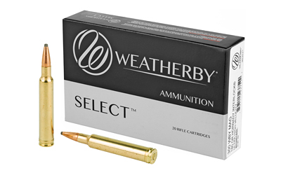 Weatherby H300180IL Select Plus 300 Wthby Mag 180 gr Hornady Interlock 20 Bx/ 10 Cs