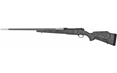 Weatherby MAM01N300WR8B Mark V Accumark 300 Wthby Mag 3+1 26in. Graphite Black Receiver Fixed Monte Carlo Stock Right Hand