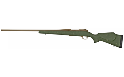 "Weatherby MWL01N300WR8B Mark V Weathermark LT 300 Wthby Mag 3+1 26"" Flat Dark Earth Cerakote Green w/FDE Speckle Fixed Monte Carlo Stock Right Hand"