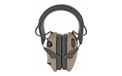 Walker's Razor, Electronic Earmuff, FDE GWP-RSEMRC
