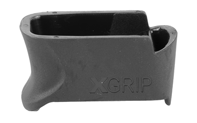 X-GRIP Mag Spacer, Adapts the ETS 9rd 9mm Mags for Use in the Glock 43, XGGL43-9