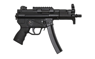 Zenith Firearms MKE Z-5P Black 9MM 5.8-inch 30rd
