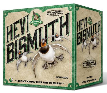 Hevishot 18706 Hevi-Bismuth Waterfowl 28 Gauge 2.75