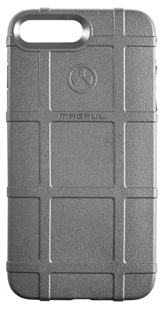 Magpul MAG849-GRY Field Case iPhone 7+/8+ Thermoplastic Gray iPhone 7/8 Plus