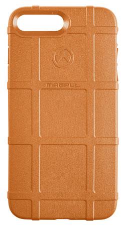 Magpul MAG849-ORG Field Case iPhone 7+/8+ Thermoplastic Orange iPhone 7/8 Plus