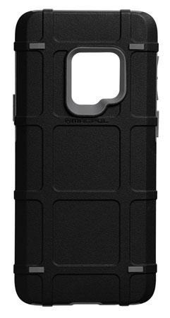 Magpul MAG1007-BLK Bump Case Samsung Galaxy S9 Black Thermoplastic