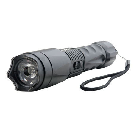 Guard Dog SGGDK400HV Katana w/ HV Stun Gun 400 Lumens Cree LED Aluminum Black