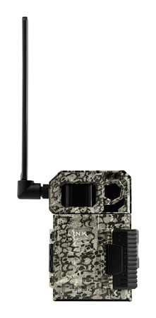 Spypoint LINKMICROLTE Cellular Link-Micro 10 MP Infrared 80 ft Camo
