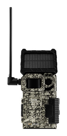 Spypoint LINKMICROSV Cellular Link-Micro-S-LTE 10 MP Infrared 80 ft Camo