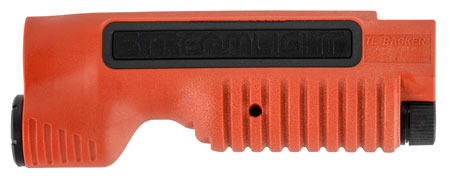 Streamlight 69610 TL-Racker Mossberg 500/590 White 1000 Lumens CR123A Lithium Battery Orange Nylon