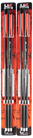 RWS/Umarex 2252661 Air Saber Black Carbon Fiber 6 Per Pack