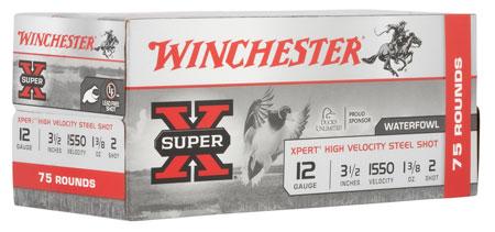 Winchester Ammo WEX12L2VP Super X Xpert High Velocity 12 Ga 3.50