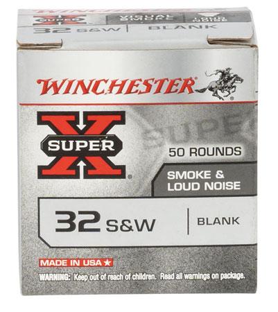 Winchester Ammo 32BL2PW Super-X 32 S&W 50rd Box