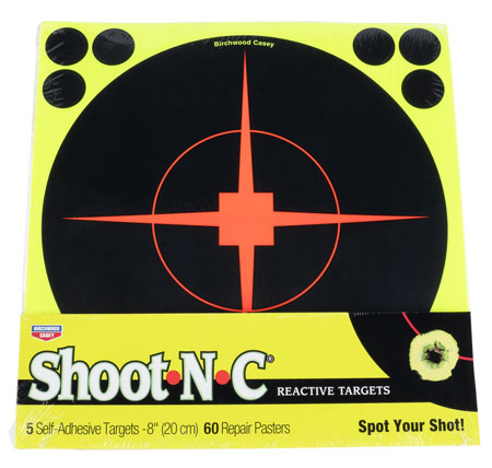 Birchwood Casey Shoot-N-C Paper 8