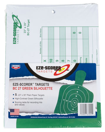 Birchwood Casey EZE-Scorer BC-27 Paper 23