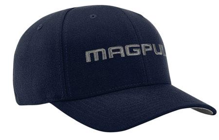 Magpul MAG1103-410 Wordmark Stretch Hat L/XL Navy