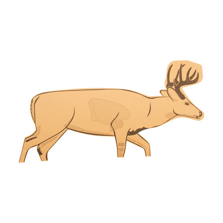 Allen 2005 Cardborad Deer Target Cardboard Deer