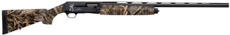 "Browning 011429205 Silver Field 12 Ga 26"" 4+1 3.5"" Black Charcoal Bi-Tone """""